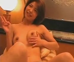 Naughty young wife